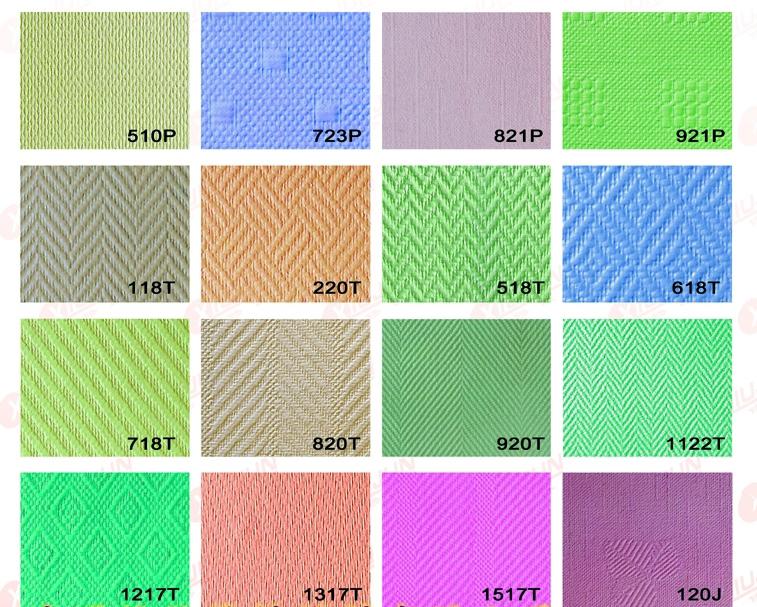 玻璃纤维装饰墙布(石英壁布)